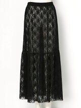 LILY LACE Long Skirt