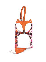 Novelty Fox ID Bag Charm