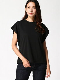 【SALE/40%OFF】studio CLIP M-ハイネックT スタディオクリップ カットソー Tシャツ ブラック ベージュ レッド