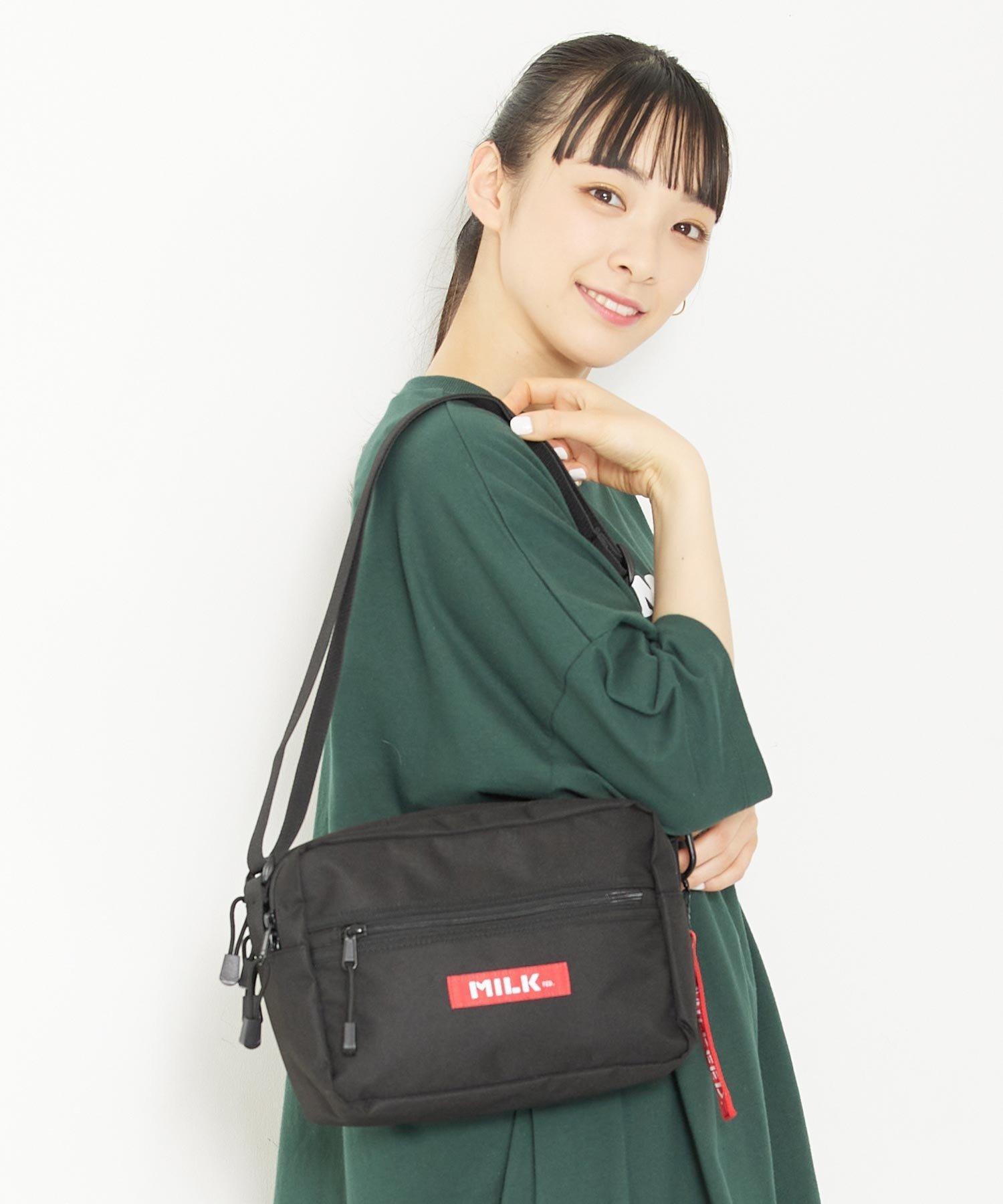 NEO SHOULDER BAG BAR ミルクフェド バッグ【送料無料】