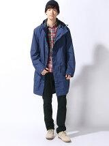 (M)透湿防水 MTDフィッシュテイルコートジャケット