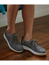 (W)F-SPORTY UBERKNIT SNEAKERS - CRYSTAL