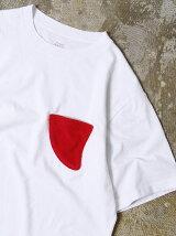 パイルフィンポケットTシャツ