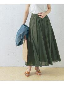 ROSSO 【WEB限定】ギャザーロングスカート アーバンリサーチロッソ スカート スカートその他 グリーン ブラック パープル【送料無料】