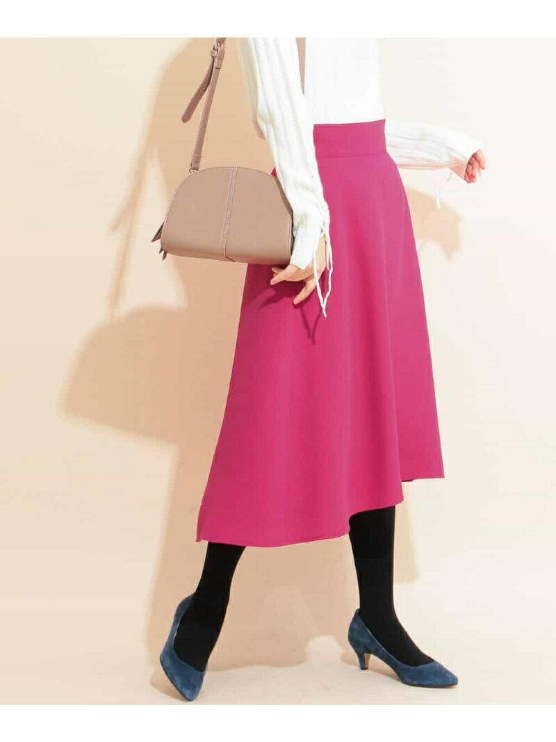 【SALE/50%OFF】MK MICHEL KLEIN バックテールスカート エムケーミッシェルクラン スカート【RBA_S】【RBA_E】【送料無料】