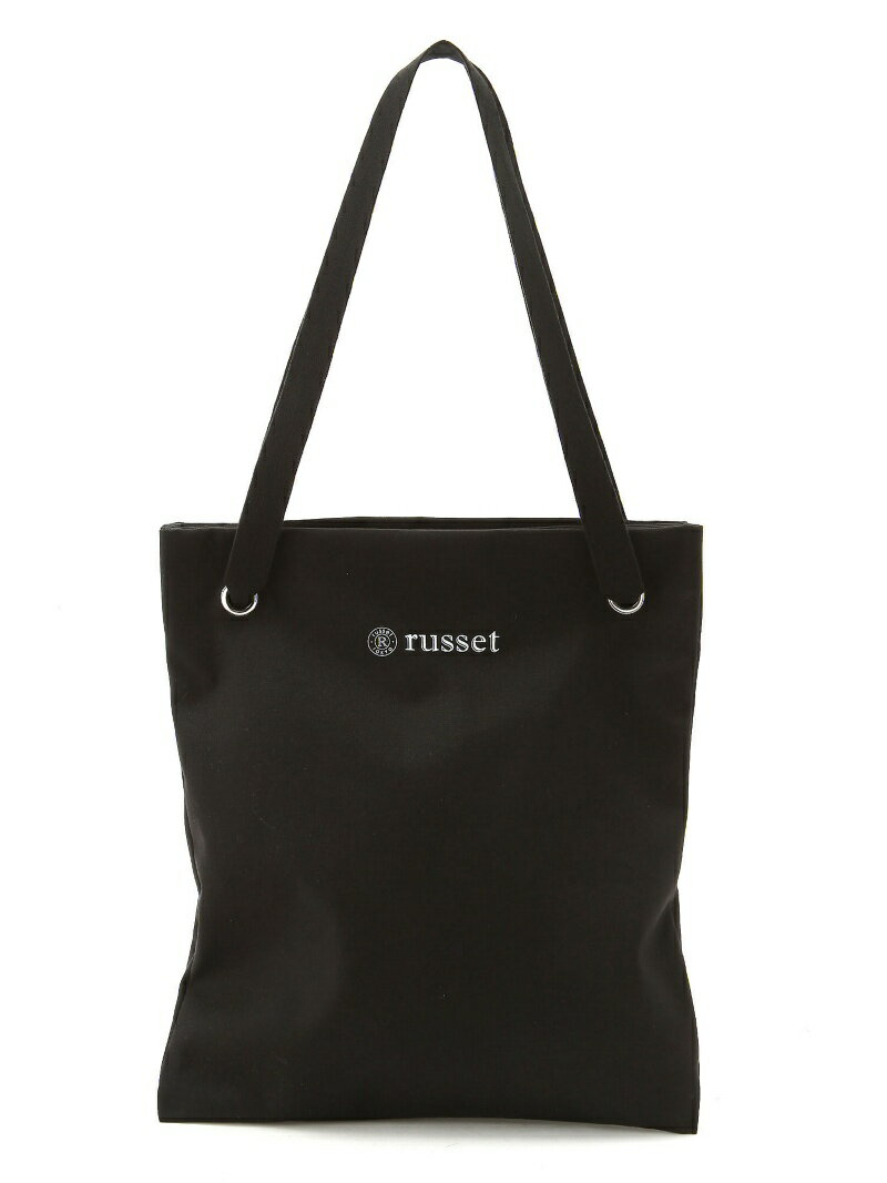 【SALE/10%OFF】Layer Tote Bag(Cotton)【WEB LIMITED】 ラシット バッグ【RBA_S】【RBA_E】【送料無料】
