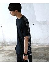 LIFE for tk.TAKEO KIKUCHI 花火Tシャツ