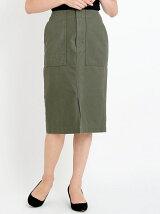 バックツイルタイトスカート