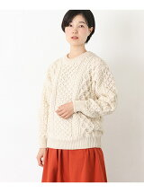 Irelandseye cable knit tops