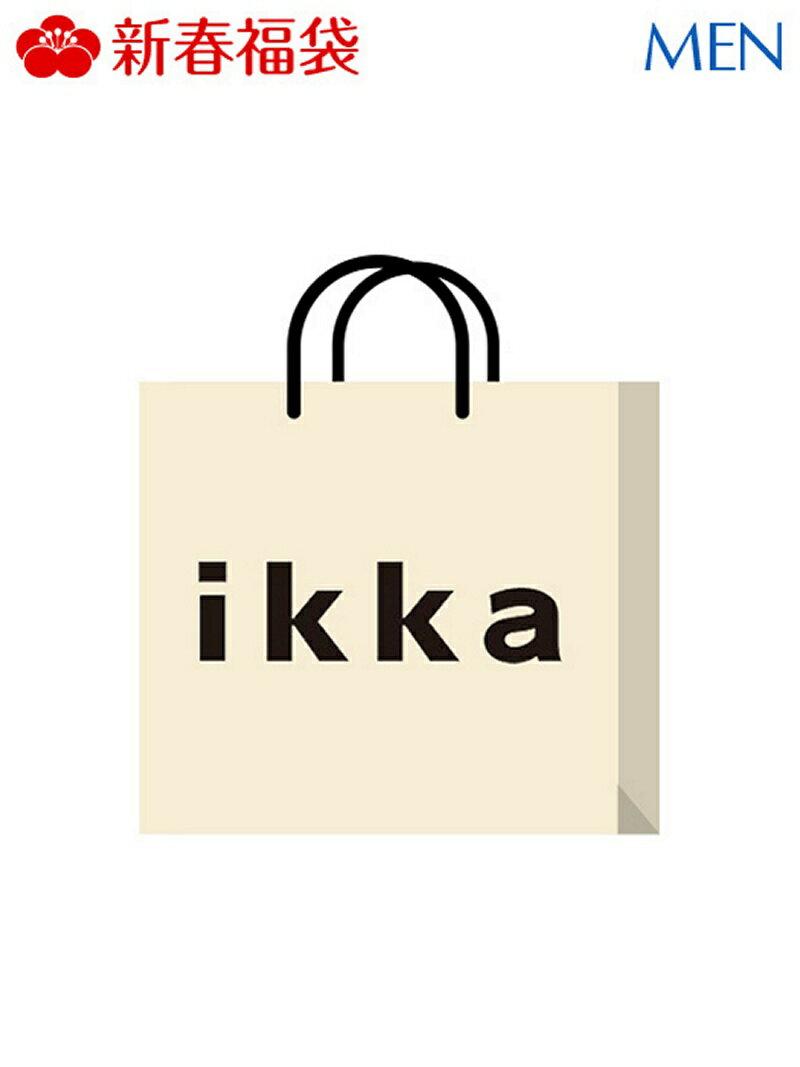 ikka [2019新春福袋] MEN/リバーシブル仕様 ikka イッカ その他【先行予約】*【送料無料】