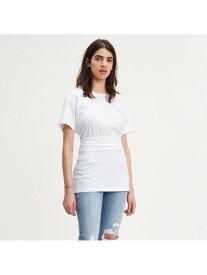 【SALE/50%OFF】Levi's WRAP Tシャツ BRIGHT WHITE リーバイス カットソー Tシャツ【送料無料】
