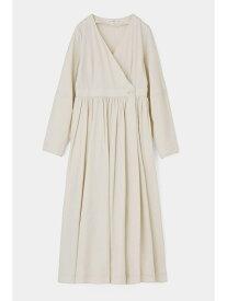 【SALE/50%OFF】MOUSSY CACHECOEUR LONG DRESS マウジー ワンピース ワンピースその他 ホワイト ブラック ブラウン【送料無料】