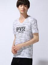 メイサイプリントTシャツ