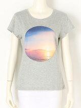 ホールプリントTシャツ