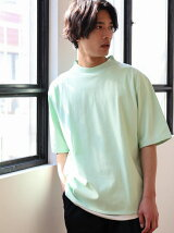 BC DRY WIDE HI/N 5/SL 5分袖 Tシャツ<機能性素材>