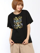 GOTHIC EMBROIDERY T-SH