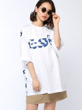STARS LOGO SUPER BIG S/S TEE