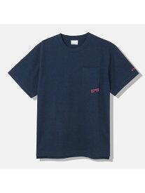 【SALE/30%OFF】Columbia トムズブルックショートスリーブクルー コロンビア カットソー Tシャツ ネイビー ホワイト ベージュ【送料無料】