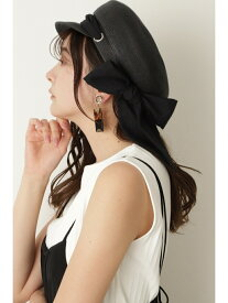JILLSTUART ◆ライトキャスケット ジルスチュアート 帽子/ヘア小物 帽子その他 ブラック ベージュ【送料無料】