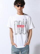 DOU MIX FONTS Tシャツ