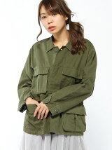 (W)M65オーバージャケット