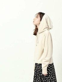 coen カットベロアパーカー(フーディー) コーエン カットソー Tシャツ ホワイト【送料無料】