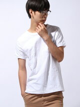 fit×BEAMS / 別注 ポケットTシャツ