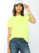 COLOR LOGO BASIC S/S TOP