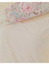 花刺繍レースワンピース