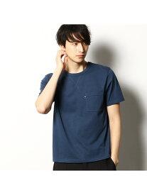 【SALE/50%OFF】COMME CA COMMUNE スヴィンコットン Tシャツ コムサイズム カットソー Tシャツ ネイビー ホワイト ベージュ グリーン ブルー