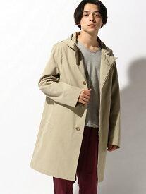 【SALE/40%OFF】BEAMS MEN Traditional Weatherwear × BEAMS / 別注 クリストン コート ビームス メン コート/ジャケット コート/ジャケットその他 ベージュ ネイビー【送料無料】