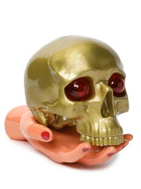 UNDERCOVER ACCESSORIES/(U)UNDERCOVER x P.A.M. SKULL & HAND LAMP(GOLD)