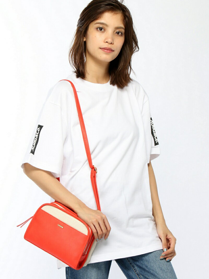 【SALE/47%OFF】X-girl COLOR LOGO BASIC BIG S/S TOP エックスガール カットソー【RBA_S】【RBA_E】