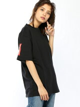 COLOR LOGO BASIC BIG S/S TOP