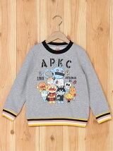 ANPANMAN KIDS COLLECTION/(K)集合柄トレーナー