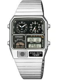 CITIZEN CITIZEN/(M)アナデジテンプ 特定店取扱モデル JG2101-78E シチズン ファッショングッズ 腕時計 シルバー【送料無料】