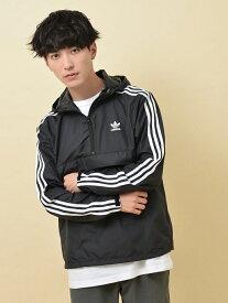 SEVENDAYS=SUNDAY Men's adidas AC PULLOVER WINDBREAKER セブンデイズサンデイ コート/ジャケット【送料無料】