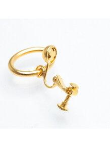 Caline Paris ring Earring【予約】