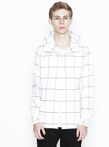 HOODED SHIRTS_WINDOW PANE