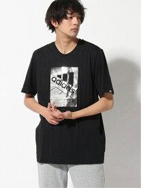 【SALE/52%OFF】adidas Sports Performance 半袖Tシャツ [M BX FL T] アディダス アディダス カットソー Tシャツ ブラック ブルー ホワイト