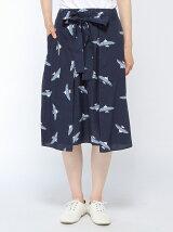 プディングバードPTラップスカート