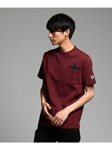 【WEB限定】USAコットン スターポケットTシャツ