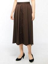 INTERPLANET/(W)フィッシュテールカラースカート