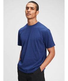 【SALE/30%OFF】GAP (M)Organic Cotton T-Shirt ギャップ カットソー Tシャツ ブルー イエロー ホワイト ブラック