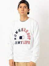 ST★BLUECHIPCOLLEGE L/S カットソー