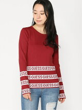 (W)Isabel Logo Jacquard Sweater