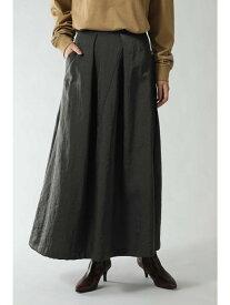ROSE BUD フレアロングスカート ローズバッド スカート スカートその他 グレー カーキ【送料無料】
