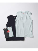 【Hanes for BIOTOP】Sleeveless T-Shirts(カラー)