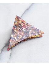 直角三角形べっ甲バンスクリップ