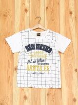 L.COPECK/(K)エルコベック ウインドペンアップリケTシャツ